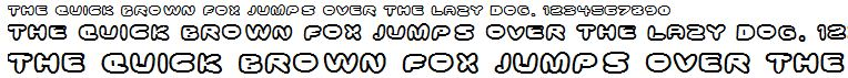 Ghostmeat_font